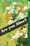 Frontcover Are you Alice? 4