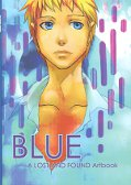 Frontcover Blue - A Lost and Found Artbook 1