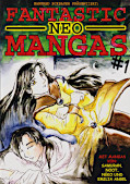 Frontcover Fantastic Neo-Mangas 1