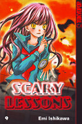 Frontcover Scary Lessons 9