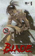 Frontcover Blade of the Immortal 28
