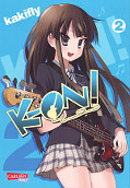 Frontcover K-ON! 2