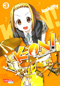 Frontcover K-ON! 3