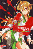 Frontcover Highschool of the Dead Full Color Edition 1