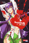 Frontcover Highschool of the Dead Full Color Edition 2