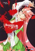 Frontcover Highschool of the Dead Full Color Edition 3
