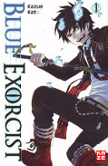 Frontcover Blue Exorcist 1