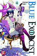 Frontcover Blue Exorcist 4