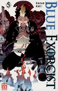 Frontcover Blue Exorcist 5