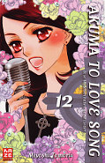 Frontcover Akuma to Love Song 12