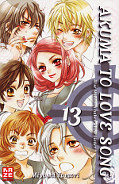 Frontcover Akuma to Love Song 13