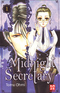 Frontcover Midnight Secretary 1