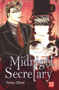 Frontcover Midnight Secretary 2