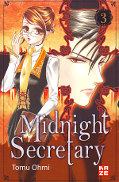 Frontcover Midnight Secretary 3