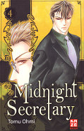Frontcover Midnight Secretary 4