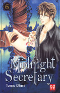 Frontcover Midnight Secretary 6