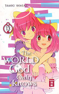 Frontcover The World God only knows 13