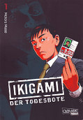 Frontcover Ikigami – Der Todesbote 1