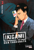 Frontcover Ikigami – Der Todesbote 2