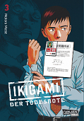 Frontcover Ikigami – Der Todesbote 3