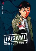 Frontcover Ikigami – Der Todesbote 4