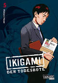 Frontcover Ikigami – Der Todesbote 5