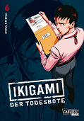 Frontcover Ikigami – Der Todesbote 6