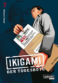 Frontcover Ikigami – Der Todesbote 7