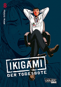 Frontcover Ikigami – Der Todesbote 8