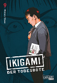 Frontcover Ikigami – Der Todesbote 9