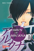 Frontcover Dawn of Arcana 2
