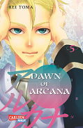 Frontcover Dawn of Arcana 5
