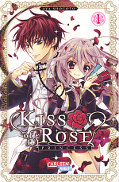 Frontcover Kiss of Rose Princess 1