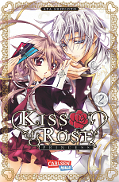 Frontcover Kiss of Rose Princess 2