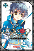 Frontcover Kiss of Rose Princess 8