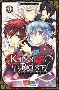 Frontcover Kiss of Rose Princess 9