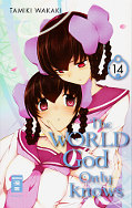 Frontcover The World God only knows 14
