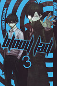 Frontcover Blood Lad 3