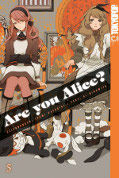 Frontcover Are you Alice? 5