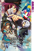 Frontcover Wonderful Wonder World - Jokerland 2