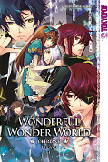 Frontcover Wonderful Wonder World - Jokerland 3