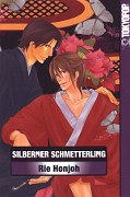 Frontcover Silberner Schmetterling 1