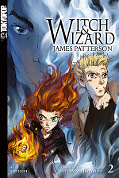 Frontcover Witch & Wizard 2