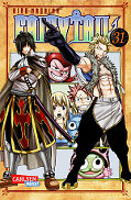 Frontcover Fairy Tail 31