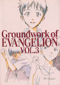 Frontcover Groundwork of Evangelion 3