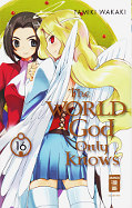 Frontcover The World God only knows 16