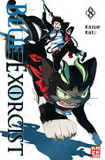 Frontcover Blue Exorcist 8