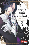 Frontcover Devils & Realist 3