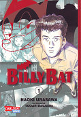 Frontcover Billy Bat 1
