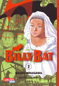 Frontcover Billy Bat 2